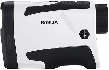 Boblov 650Yards Golf Rangefinder with Pinsensor 6X Magnification review