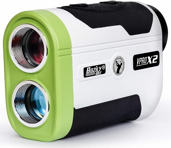 Bozily Golf Rangefinder, 6X Laser Range Finder 1000 Yards