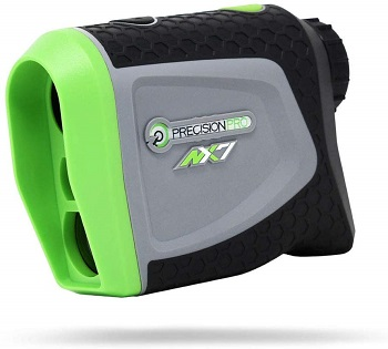 Precision NX7 ProLaser Golf Rangefinder
