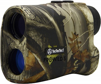 TecTecTec ProWild S Hunting Rangefinder