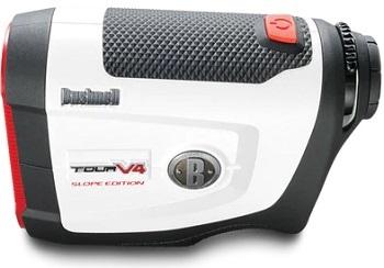 Bushnell Tour V4 Shift (Slope) Golf Laser Rangefinder review