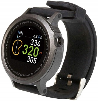 Golf Buddy WTX GPS Rangefinder Watch