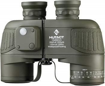 Hutact 10x50 Military Rangefinder Binoculars