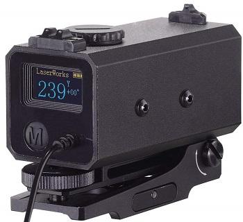 LaserWorks LE-032 Mini Laser Rangefinder review