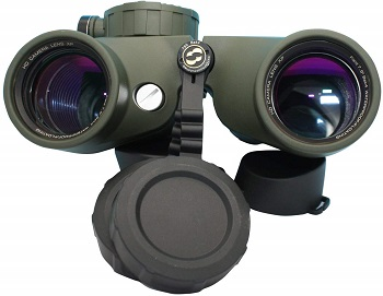 Mentch 7x50 HD Military Binoculars With Rangefinder review