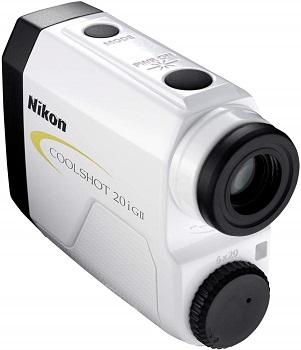 Nikon Coolshot 20i GII Golf Laser Slope Rangefinder review