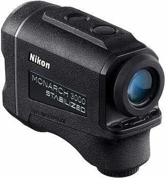 Nikon Monarch 3000 Stabilized Black review