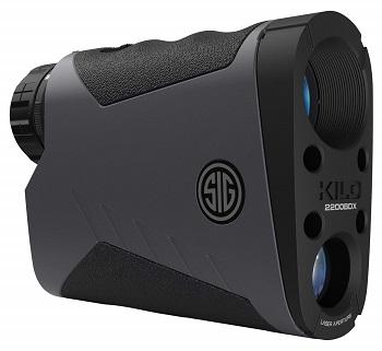 Sig Sauer Kilo 2200 BDX Rangefinder review