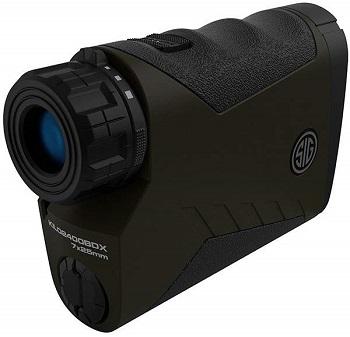 Sig Sauer Kilo 2400 BDX Laser Rangefinder review