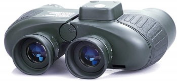 Uscamel 10x50 Military Waterproof HD Binoculars With Rangefinder Compass review