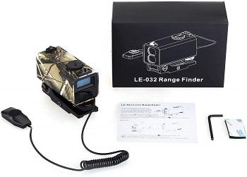 Boblov Camouflage Rangefinder review