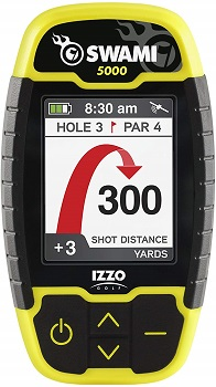 Izzo Golf Swami 5000 Golf GPS Rangefinder review